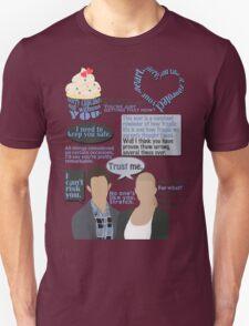 Camsten Quotes Unisex T-Shirt