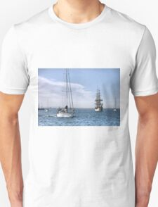 The Europa and Friends Unisex T-Shirt