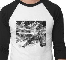 Berserk- Guts The Slayer Men's Baseball ¾ T-Shirt