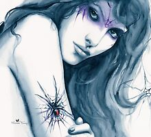 Spider Totem by Michelle Tracey