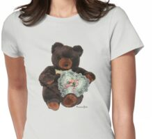This One's for You ~ Baby Bear Womens Fitted T-Shirt