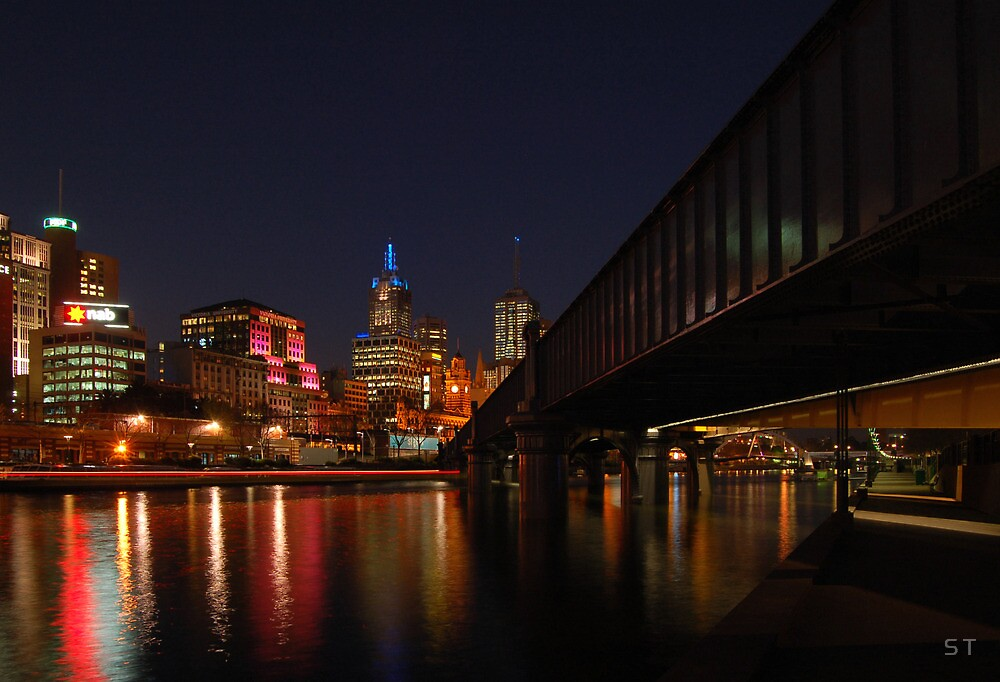 Magnificent Melbourne II by S T