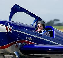 DR107 Stunt Plane by Murray Wills