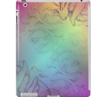 Ink roses iPad Case/Skin