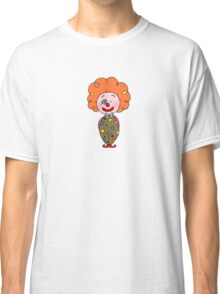 Red nose circus clown  Classic T-Shirt
