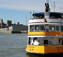Trois Riviere ferry by ecureuil