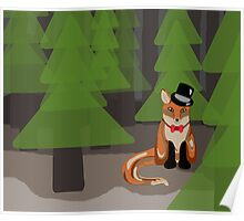 Sir Fox Poster