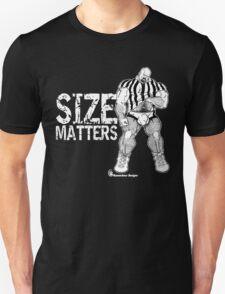 Size Matters Unisex T-Shirt