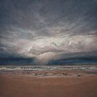 heaven slots through a hebridean sky by Helen Suzanne Sharratt