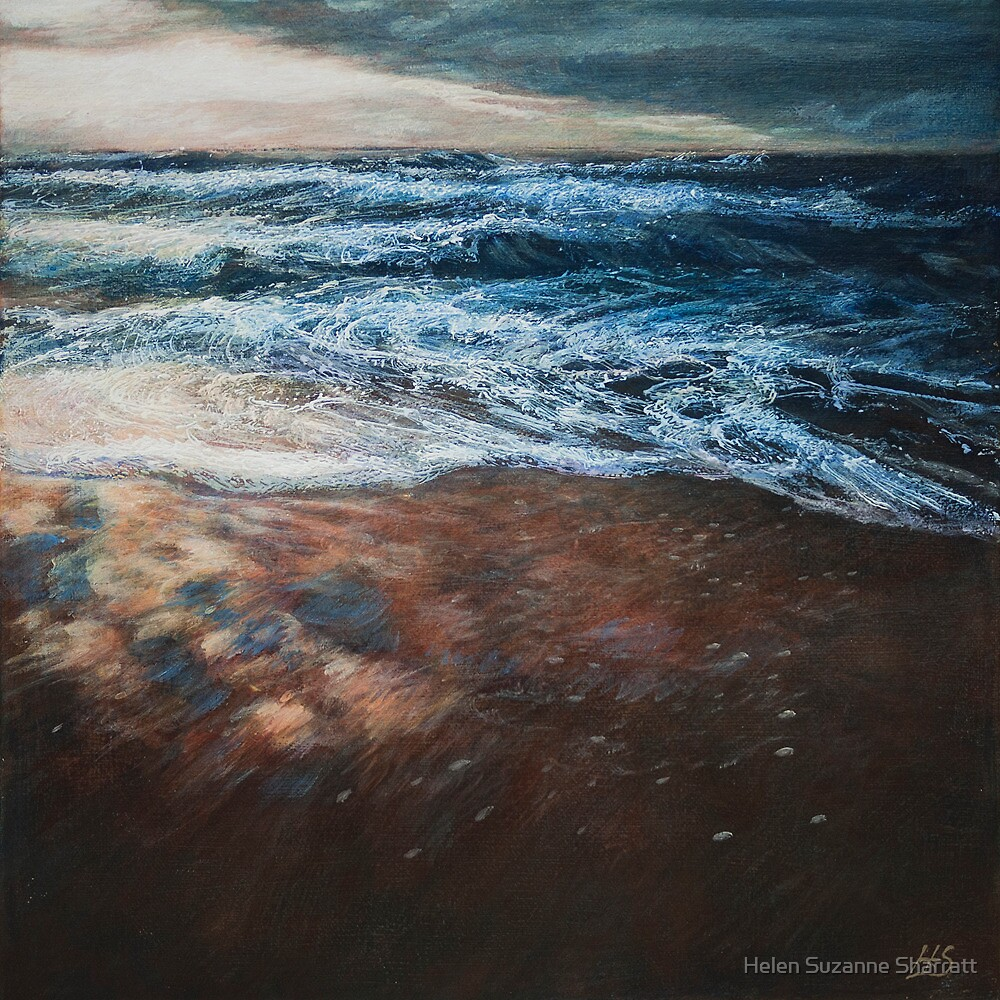 motion with avengeance by Helen Suzanne Sharratt
