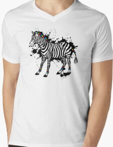 Uniqueness. Mens V-Neck T-Shirt