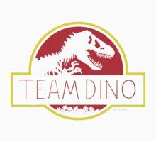 Team Dino One Piece - Short Sleeve