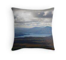 Mount Orford Throw Pillow