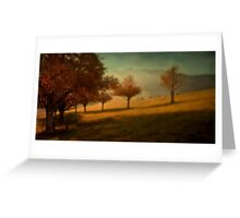 Swiss Idyll Greeting Card