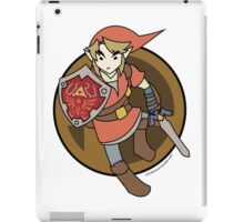 Smash Brothers Red Link  iPad Case/Skin
