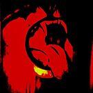 Roaring Lion by cathyjane