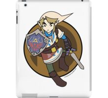 Smash Brothers Skyward Link iPad Case/Skin
