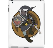 Smash Brothers Dark Link iPad Case/Skin