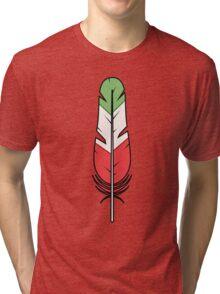 Rainbow Wing Tri-blend T-Shirt