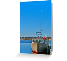 Cape Sable Island, By Sea and By Air Greeting Card