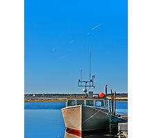 Cape Sable Island, By Sea and By Air Photographic Print