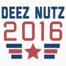 Deez Nutz 2016 by designsbybri