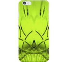 Cut Glass Lime iPhone Case/Skin