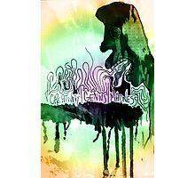 creativity | genius | madness Photographic Print