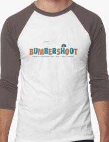 BUMBERSHOOT FESTIVAL  MUSIC 2015 Men's Baseball ¾ T-Shirt