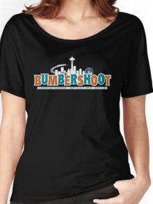 BUMBERSHOOT FESTIVAL  MUSIC 2015 Women's Relaxed Fit T-Shirt