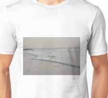 Venice Beach in the Early Morning Mist Unisex T-Shirt