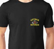MacV Sog Vietnam Veteran (sm) Unisex T-Shirt