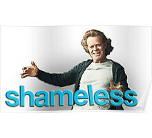 Shameless: Frank Gallagher Poster