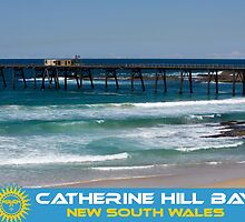 The Pier - Catherine Hill Bay by reflector
