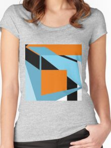 Wave[s] Women's Fitted Scoop T-Shirt
