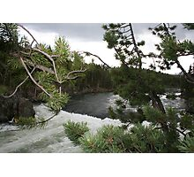 River Rush  Photographic Print