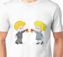 first bell Unisex T-Shirt