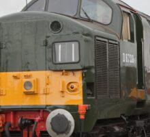 British Rail class 37 diesel-electric Locomotive Sticker