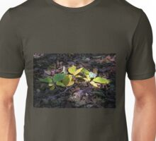 On The Forest Floor Unisex T-Shirt