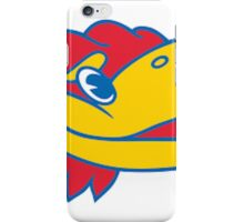 Kansas Jayhawk iPhone Case/Skin