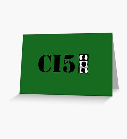 The Professionals - T-Shirts, Stickers and iPhone case Greeting Card