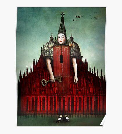 Das Schloss Poster