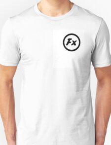 Fx White Unisex T-Shirt