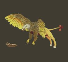 Yurgod the Gryphon by Kevenn T. Smith by KevennTSmith