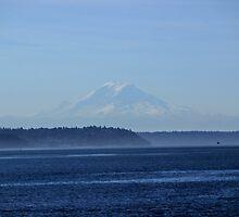 Mt. Rainier by dsorkin
