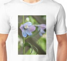Delphinium Blue Beauty Unisex T-Shirt