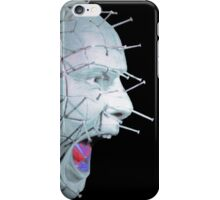 Pinhead Scream - Hellraiser iPhone Case/Skin