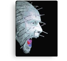 Pinhead Scream - Hellraiser Canvas Print