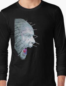 Pinhead Scream - Hellraiser Long Sleeve T-Shirt