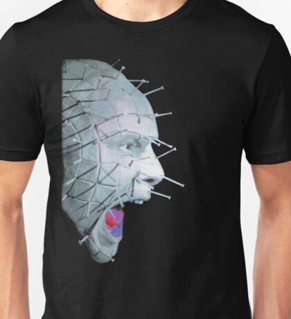 Pinhead Scream - Hellraiser Unisex T-Shirt